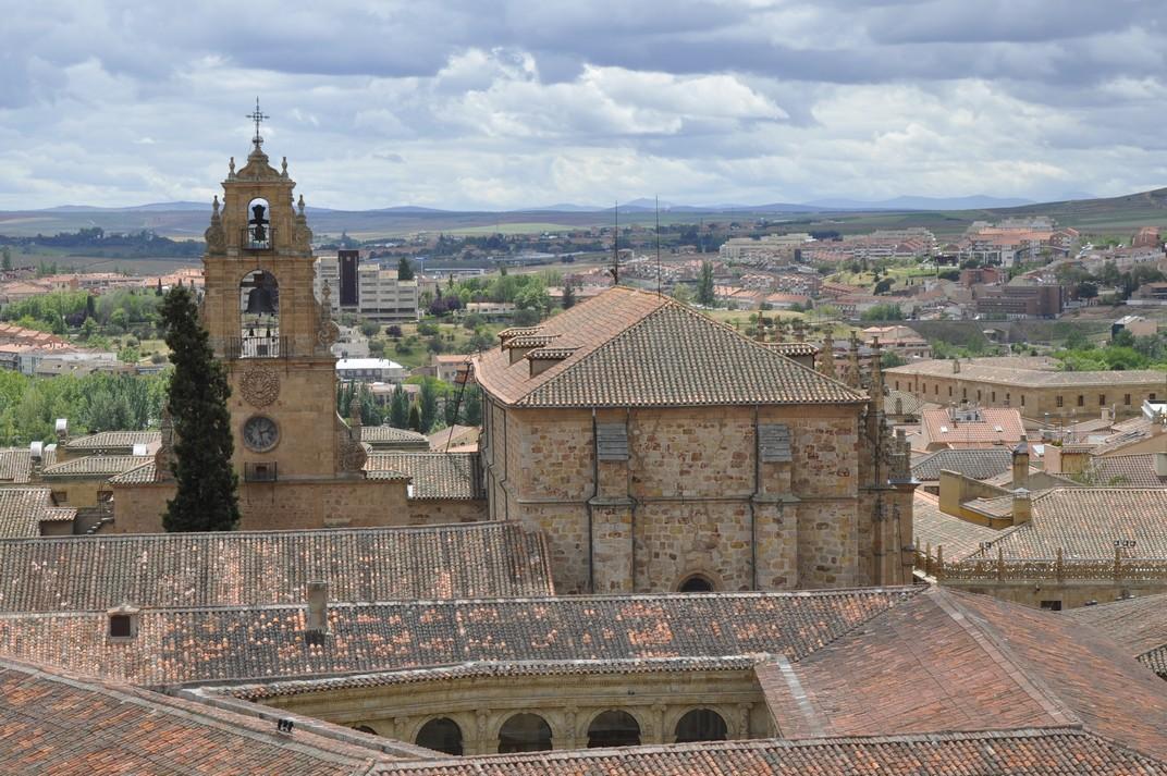 Universitat des de la Clerecia de Salamanca
