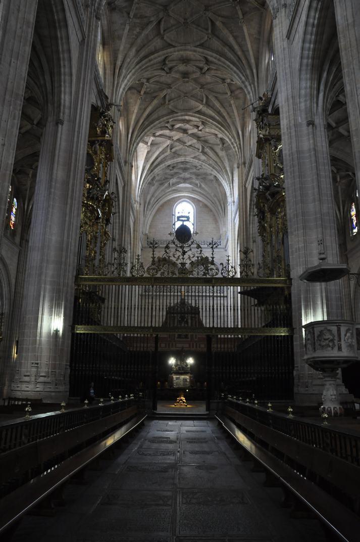 Via Sacra de la Catedral de Segòvia
