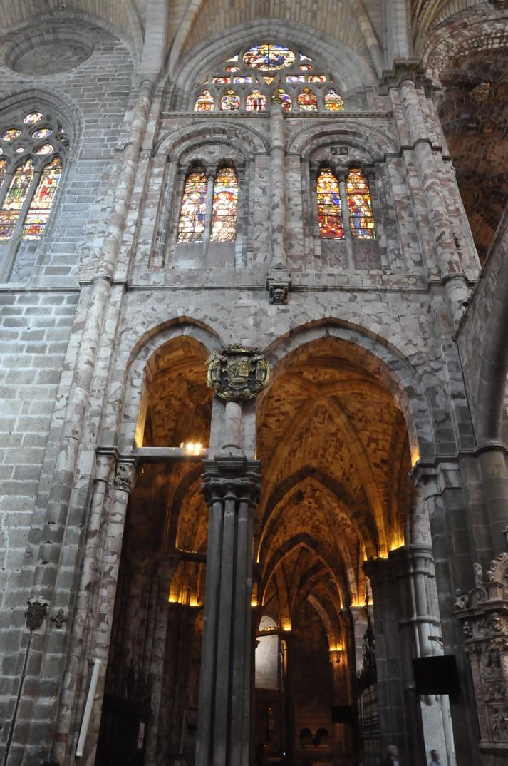 Vidrieres de la Catedral d'Àvila