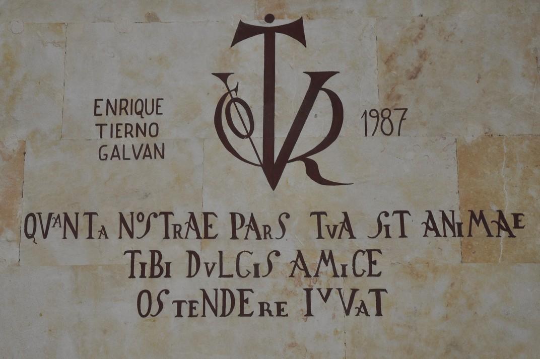 Vitor de la Universitat de Salamanca
