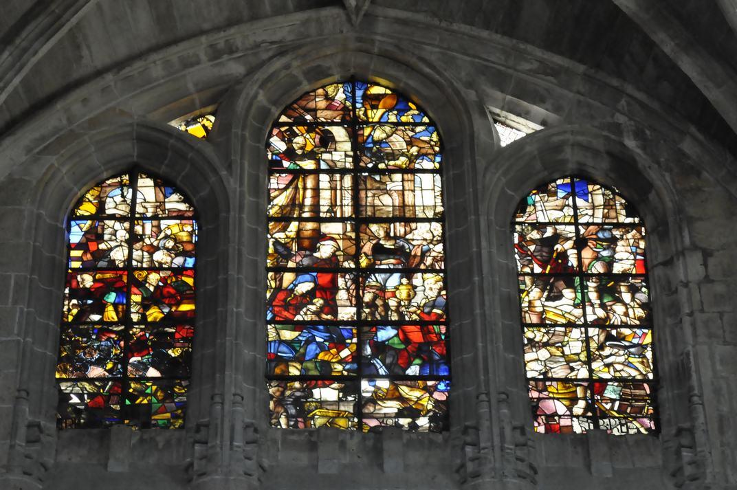 Vitralls de la Catedral de Segòvia