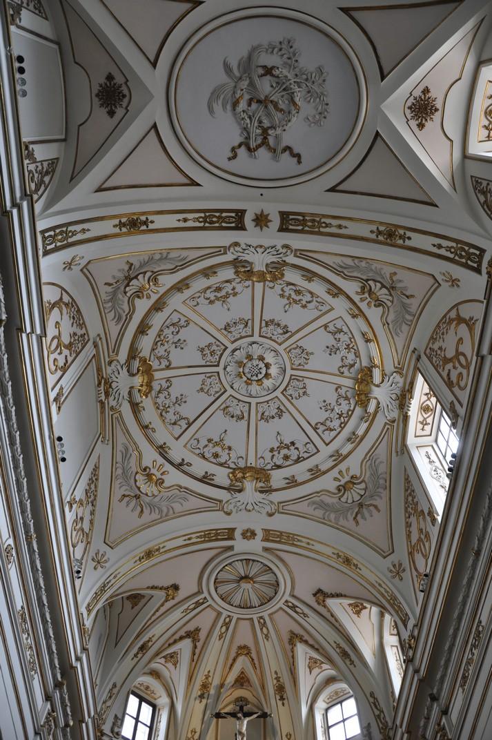 Volta de l'església del Monestir de Santa Maria d'El Paular de Madrid