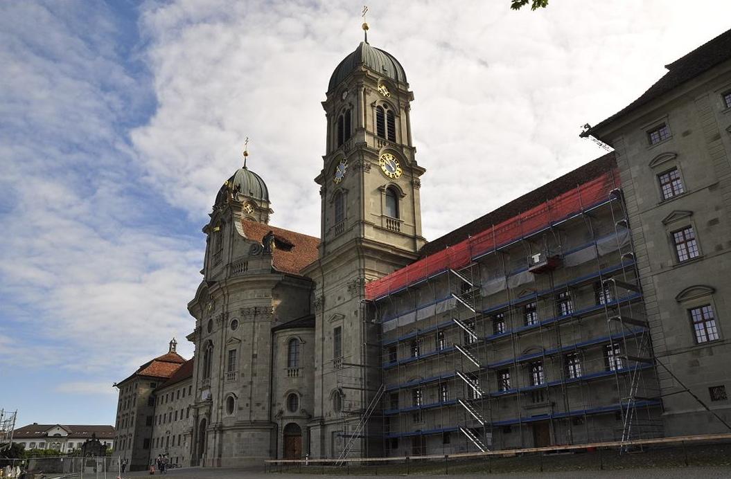Abadia d'Einsiedeln