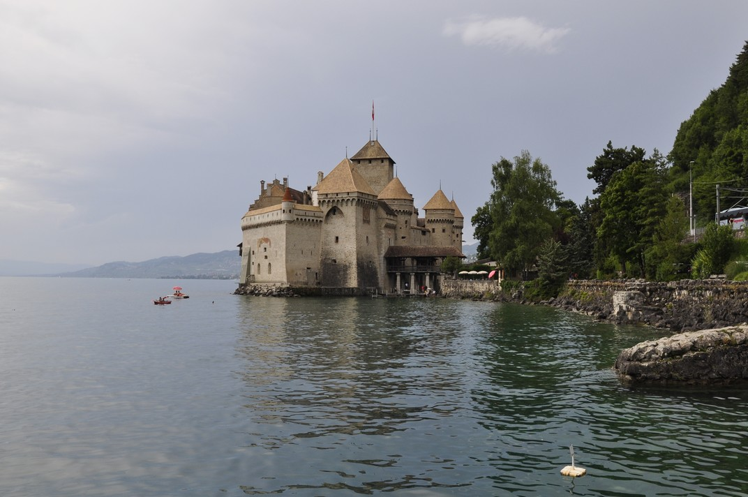 Castell de Chillon