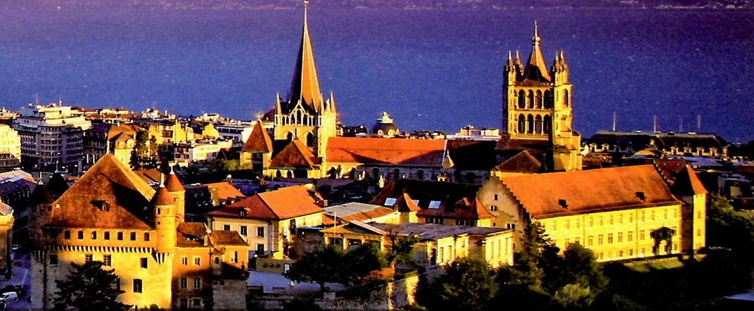 Ciutat vella de Lausana