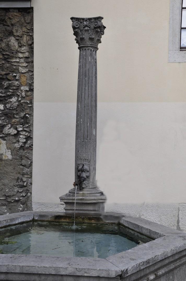 Font de columna de Solothurn
