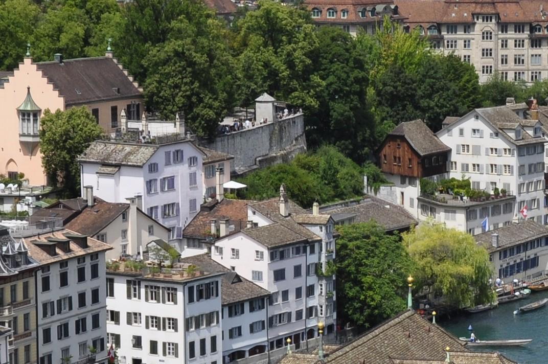Mirador de Linderhof de Zuric