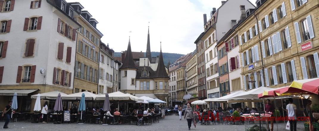 Nucli antic de Neuchâtel