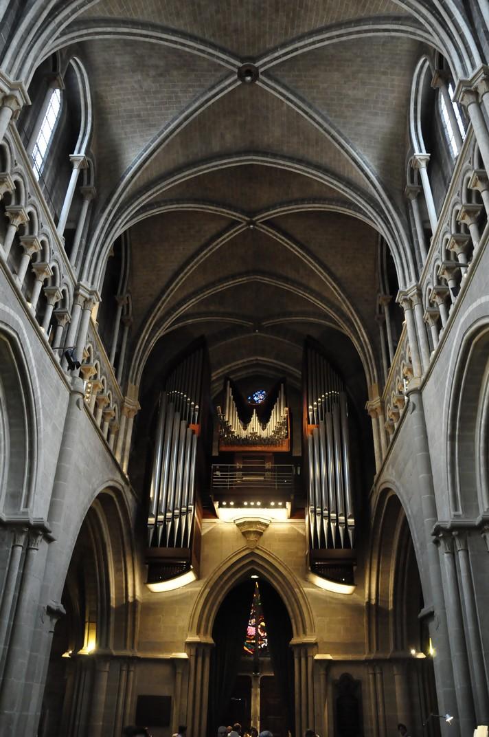 Orgue de la catedral de Nostra Senyora de Lausana