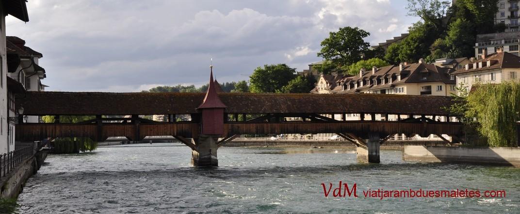 Pont Spreuer de Lucerna