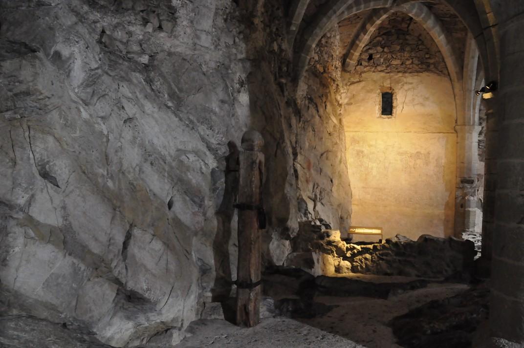 Presó del castell de Chillon