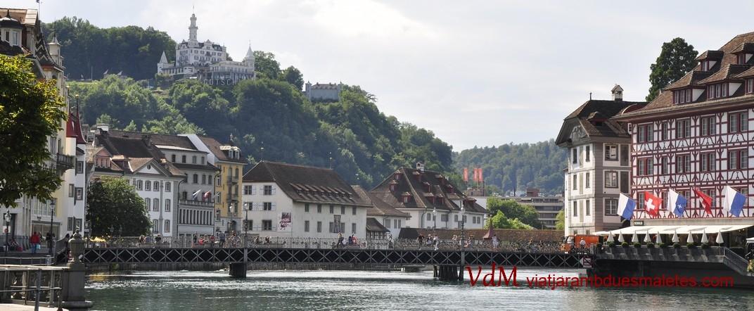 Riu Reuss de Lucerna