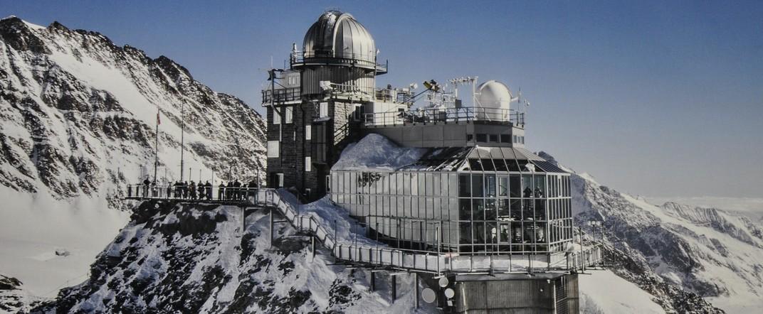 Sphinx de Jungfraujoch