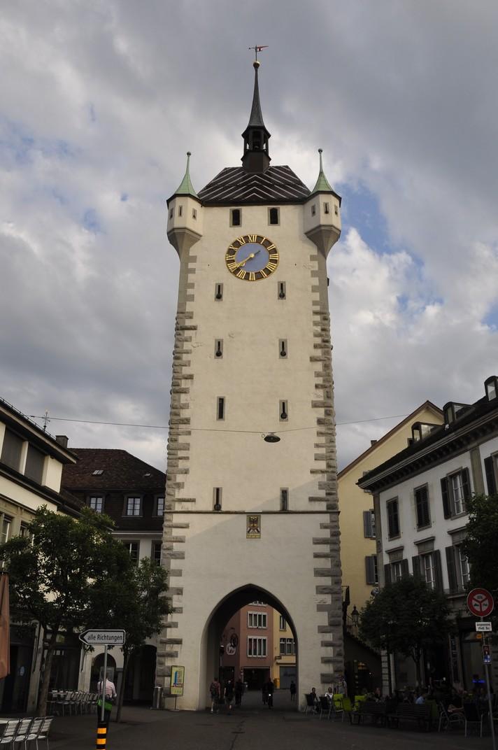 Torre de la ciutat de Baden