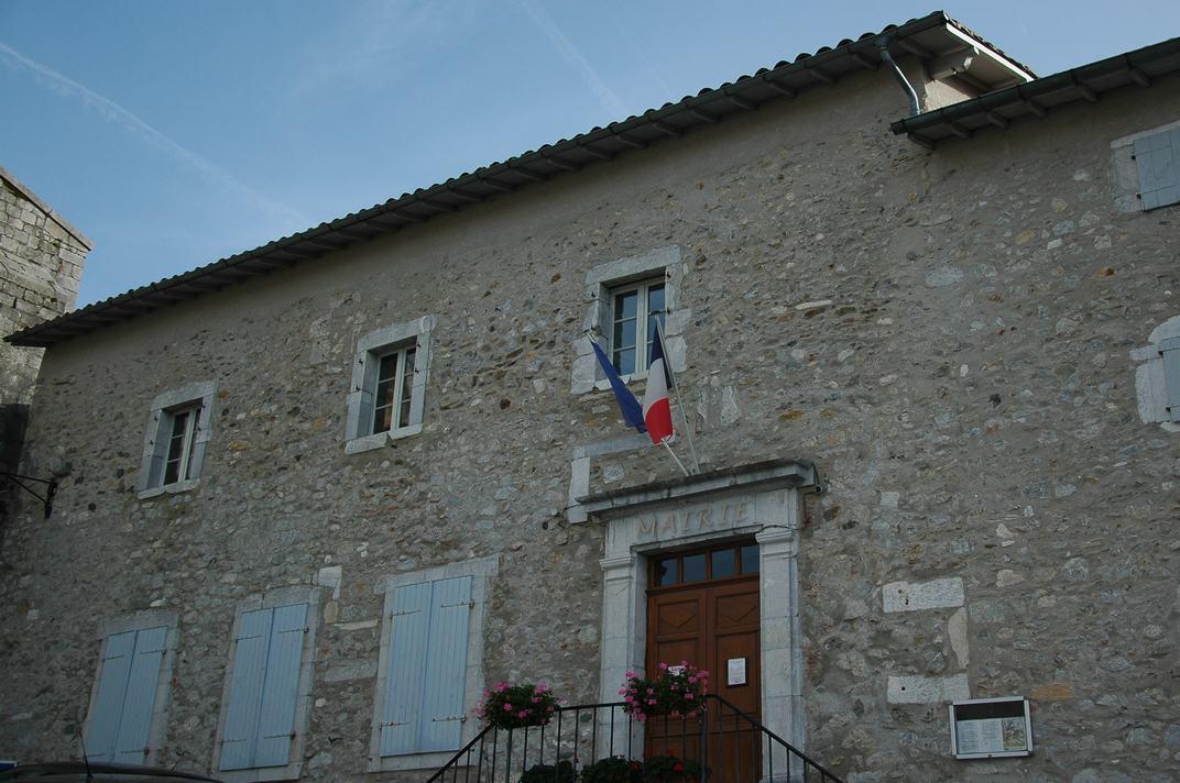 Ajuntament de Saint-Bertrand-de-Comminges