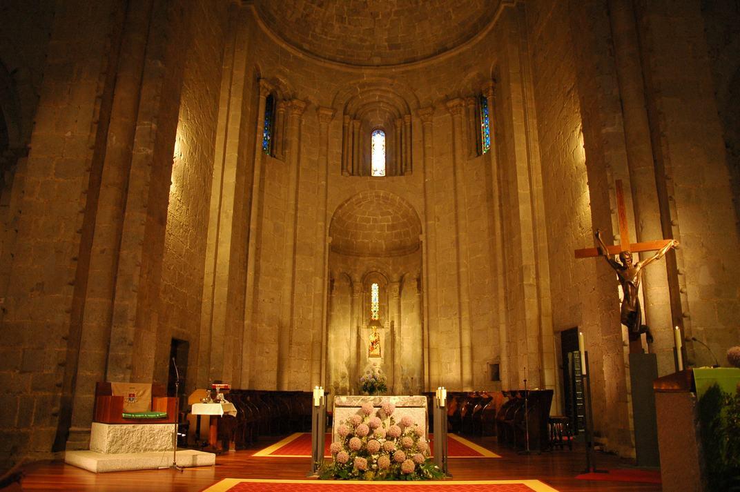 Altar Major de la Catedral de la Seu d'Urgell de Lleida