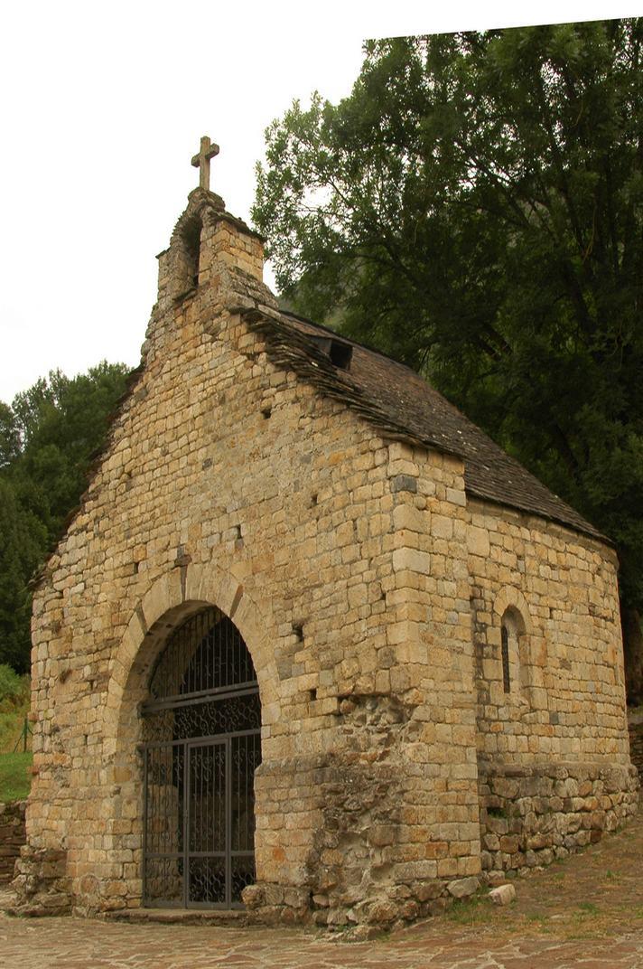 Capella de Sant Blai de Les