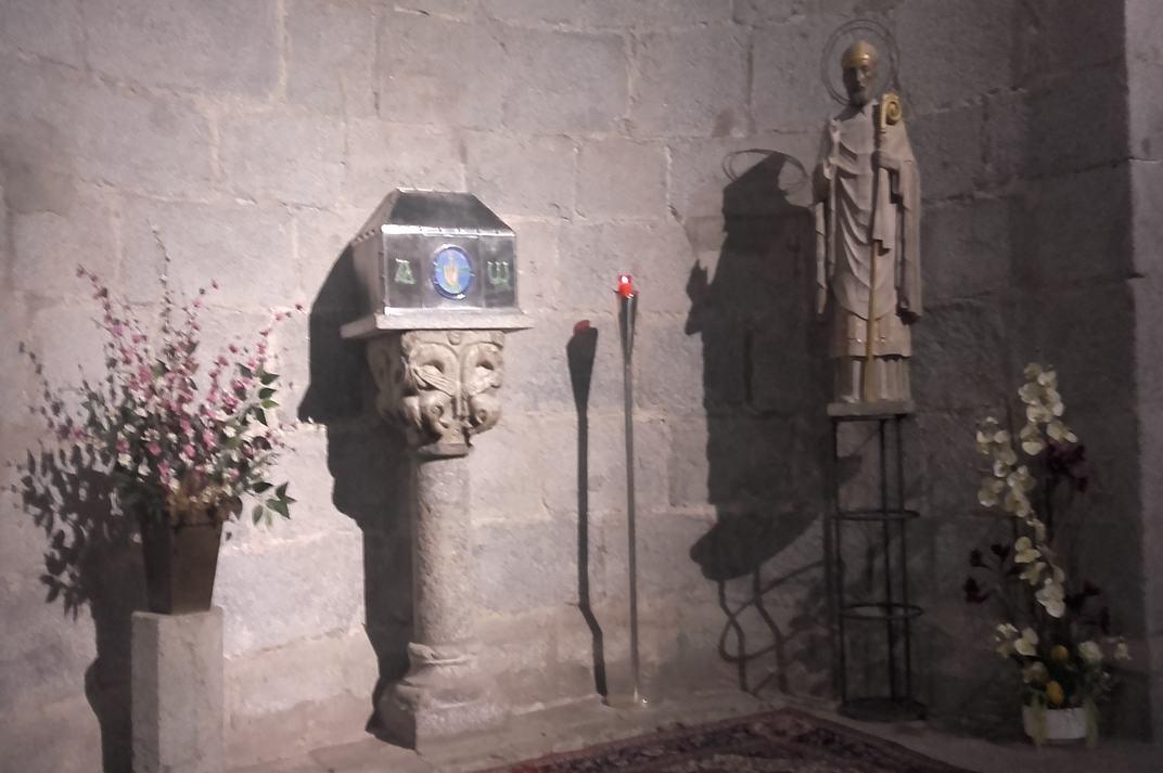Capella de Sant Ot de la Catedral de la Seu d'Urgell de Lleida