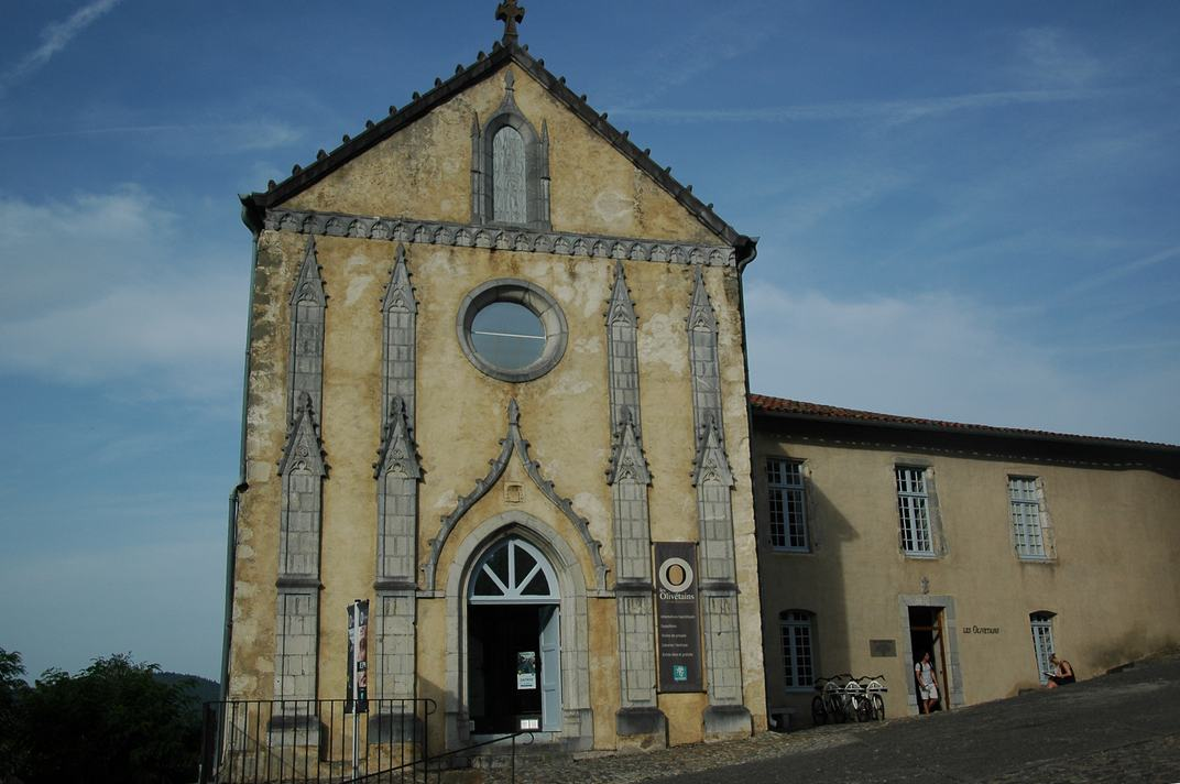 Capella dels Olivétains de Saint-Bertrand-de-Comminges