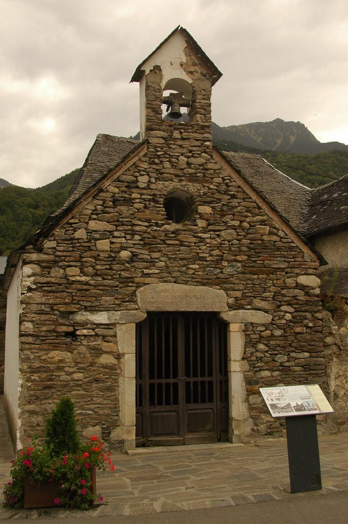 Ermites de Sant Fabià i Sant Sebastià de Bossòst