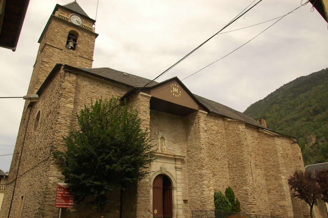 Església de Sant Joan de Les