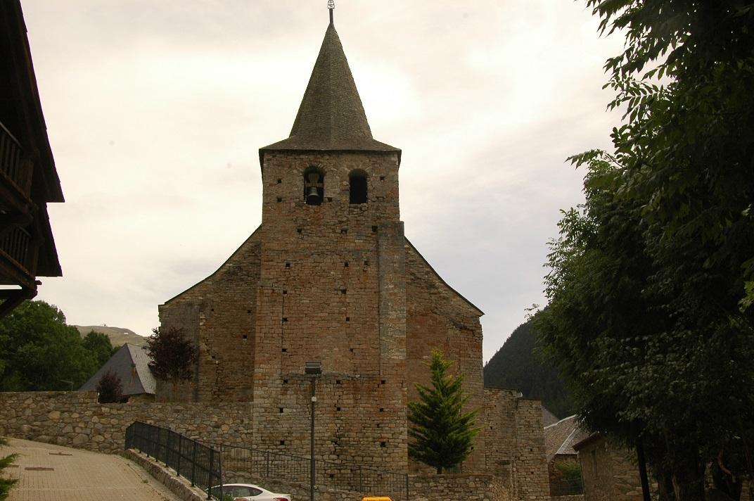 Església de Santa Maria de Cap d'Aran de Tredòs