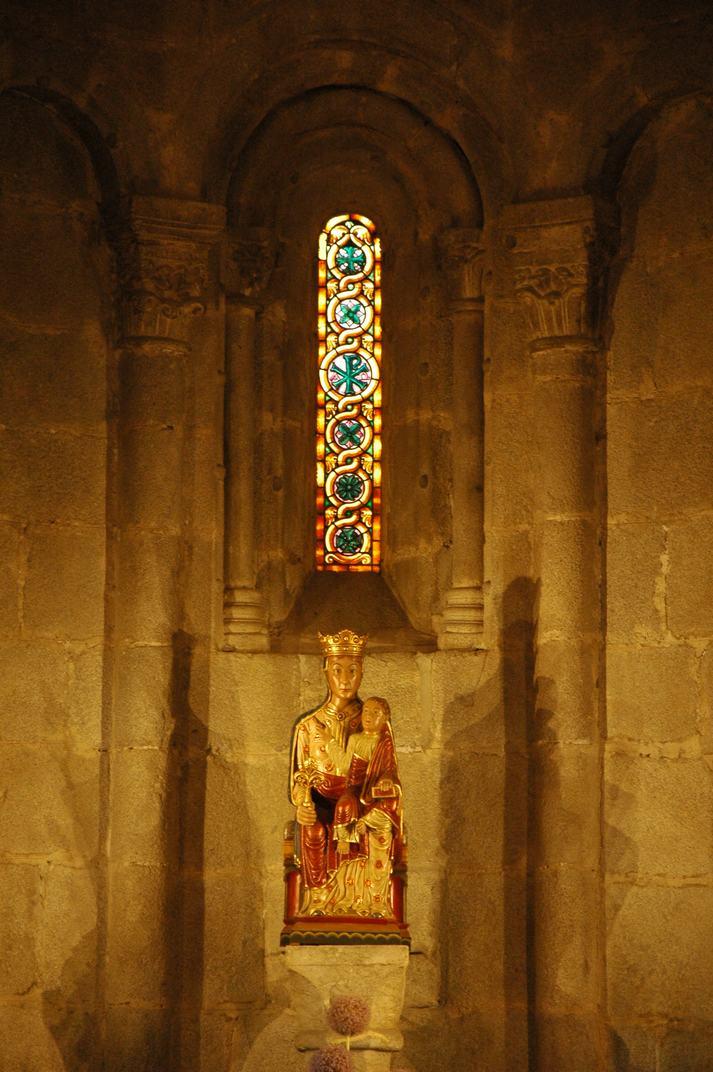 Mare de Déu d'Urgell de la Catedral de la Seu d'Urgell de Lleida