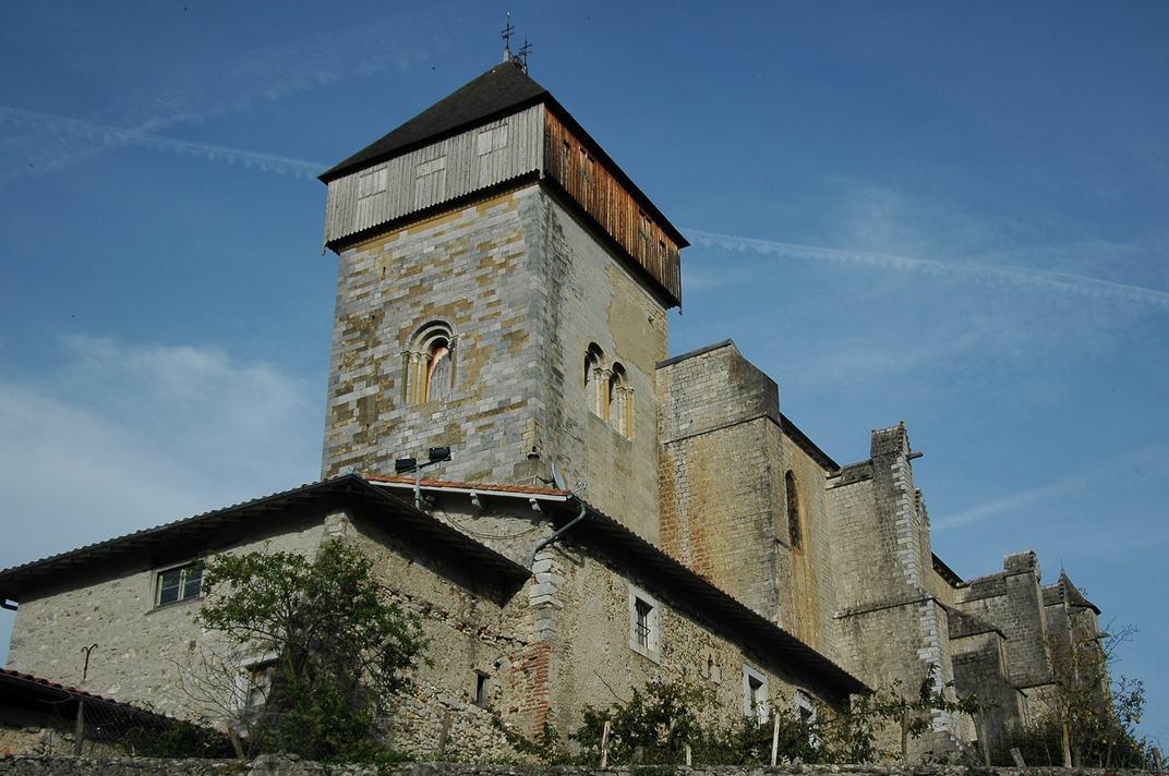 Matacà de la catedral de Saint-Bertrand-de-Comminges
