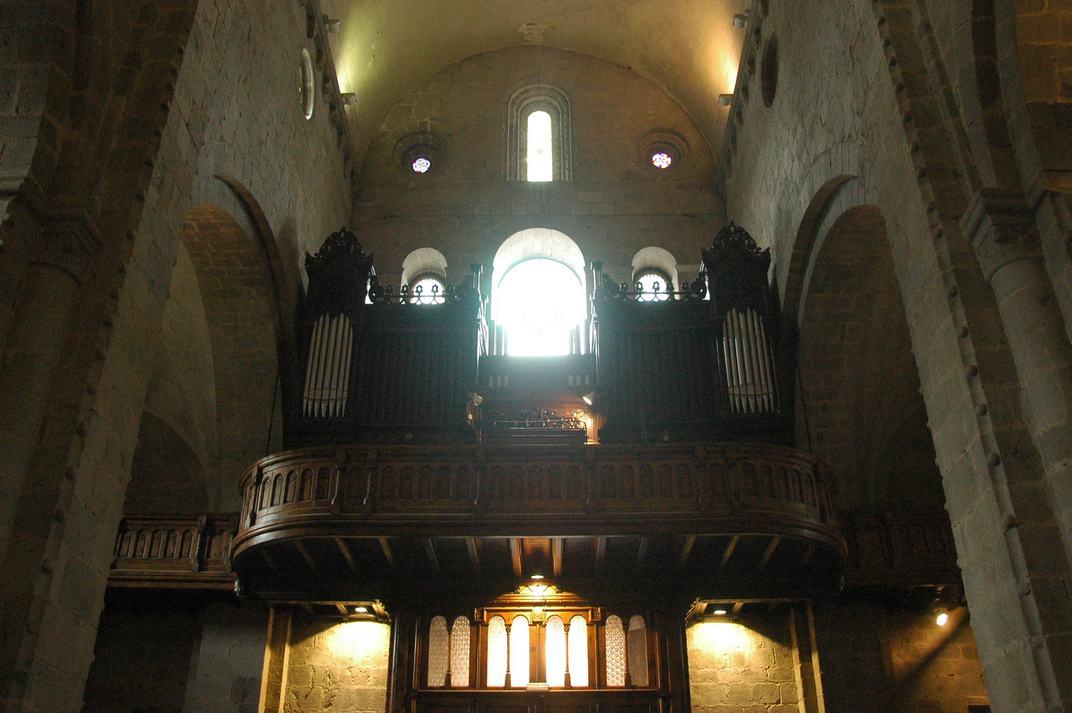 Orgue de la Catedral de la Seu d'Urgell de Lleida