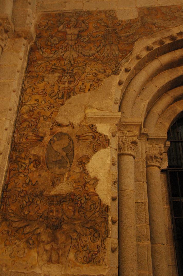 Pintura renaixentista de la Catedral de la Seu d'Urgell de Lleida