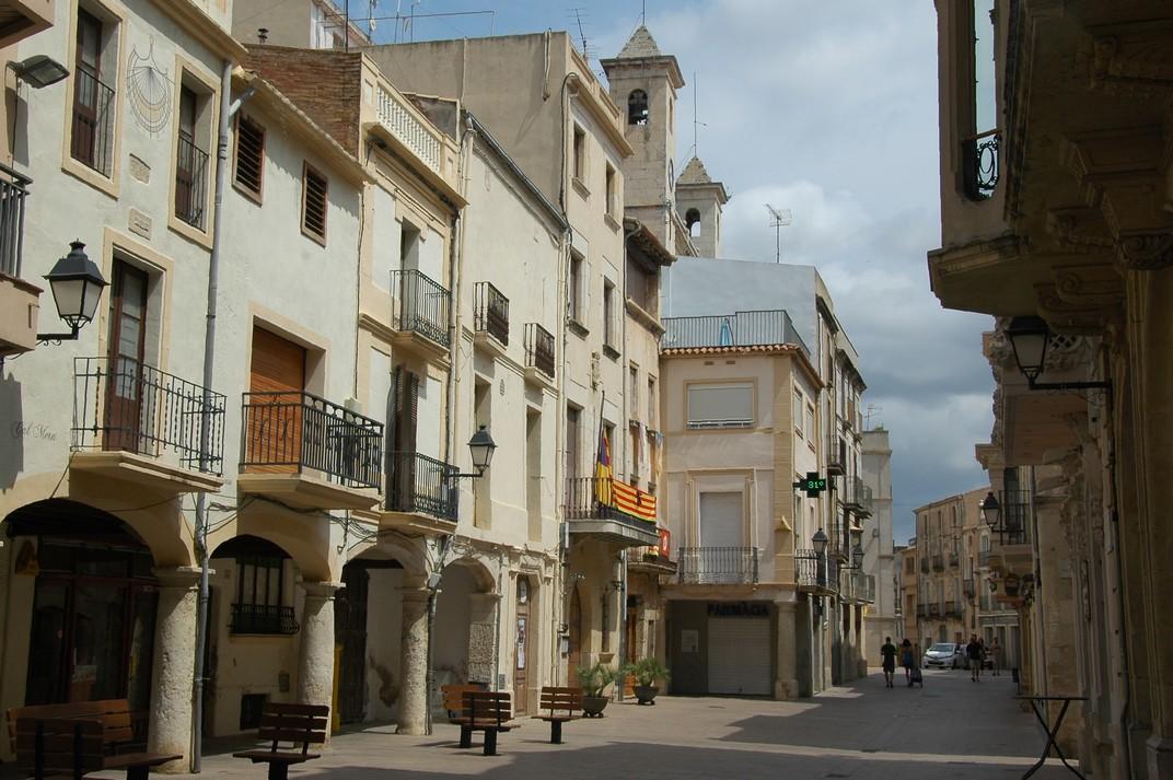 Plaça de la Vila de L'Arboç