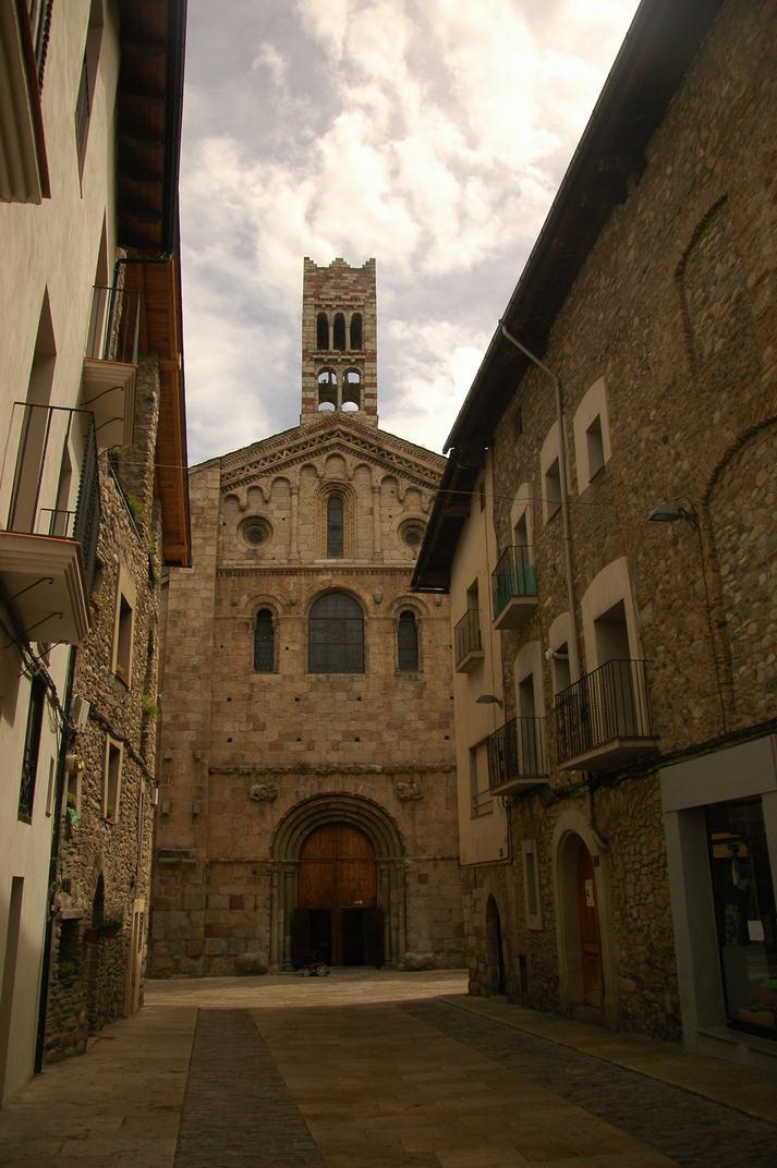 Portalada de la catedral de la Seu d'Urgell
