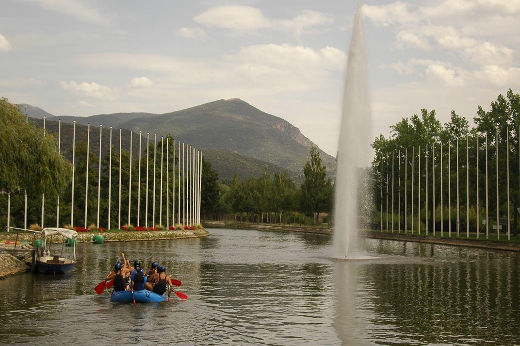 Ràfting de la Seu d'Urgell de Lleida