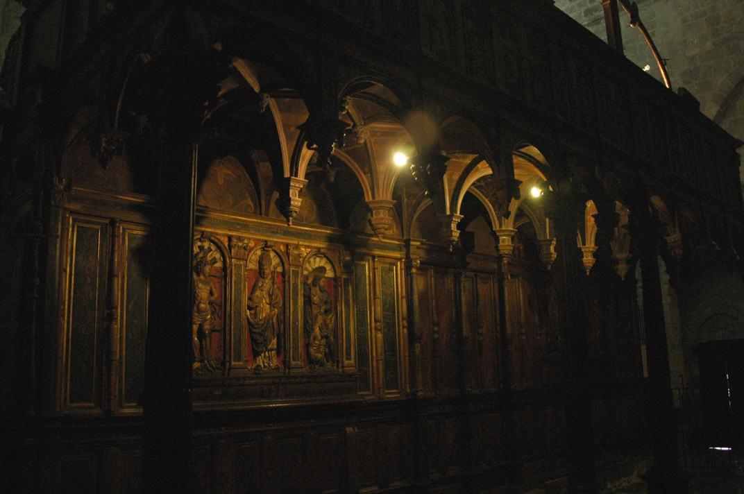 Rerecor de la Catedral de Santa Maria de Saint-Bertrand-de-Comminges