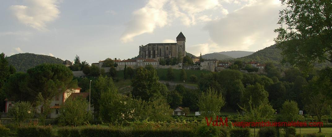 Saint-Bertrand-de-Comminges de l'Occitània (França)
