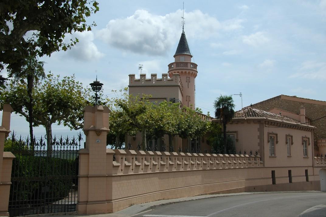 Torre de Bell Esguard de L'Arboç