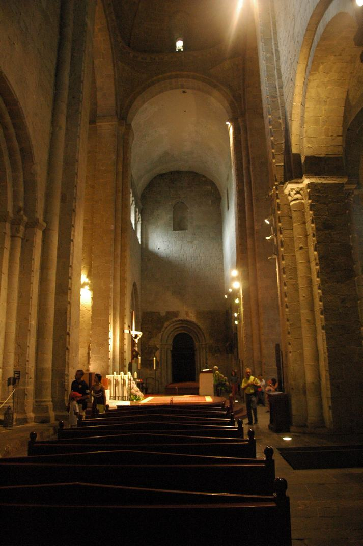 Transsepte de la Catedral de la Seu d'Urgell de Lleida