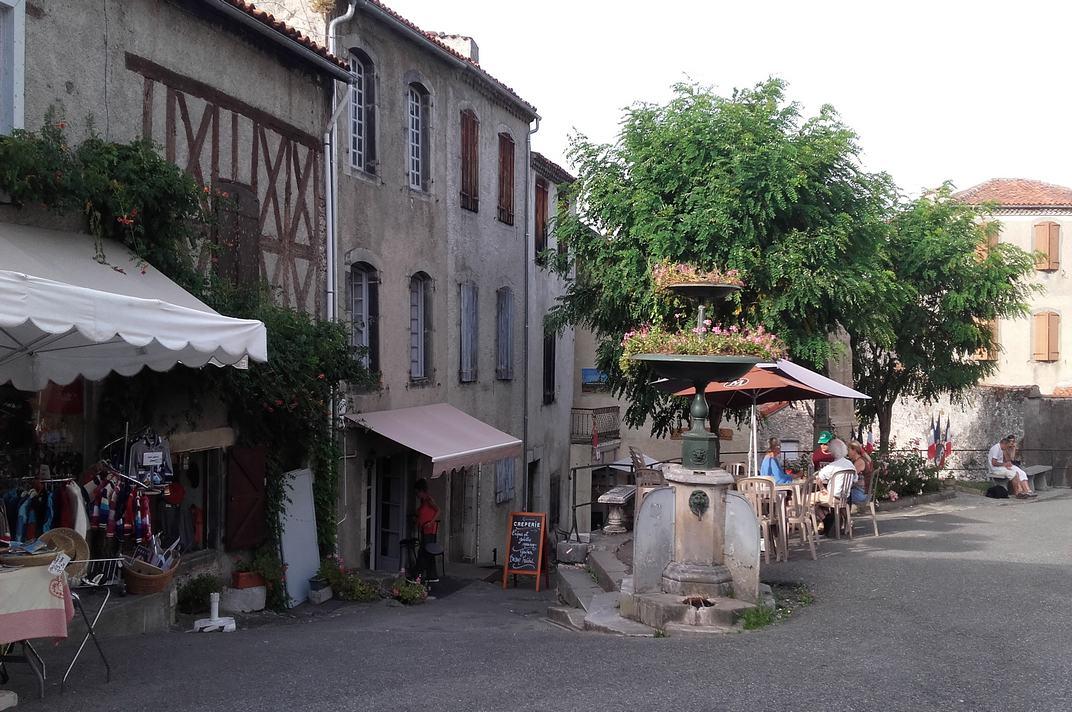 Vil·la alta de Saint-Bertrand-de-Comminges