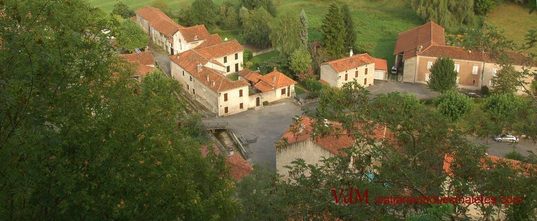 Vil·la Baixa de Saint-Bertrand-de-Comminges de l'Occitània (França)