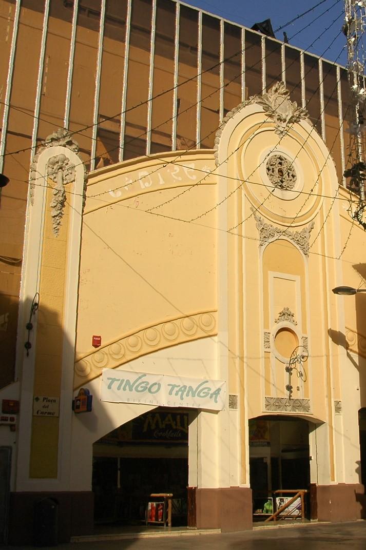 Antic Cinema Modern de Lloret de Mar