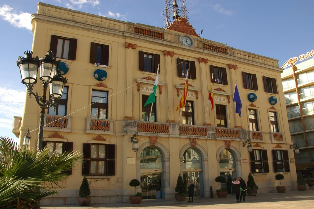 Casa de la Vila de Lloret de Mar