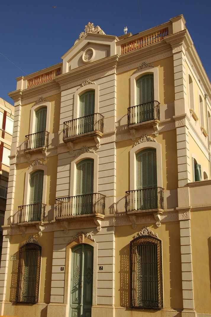 Casa Garriga de Lloret de Mar