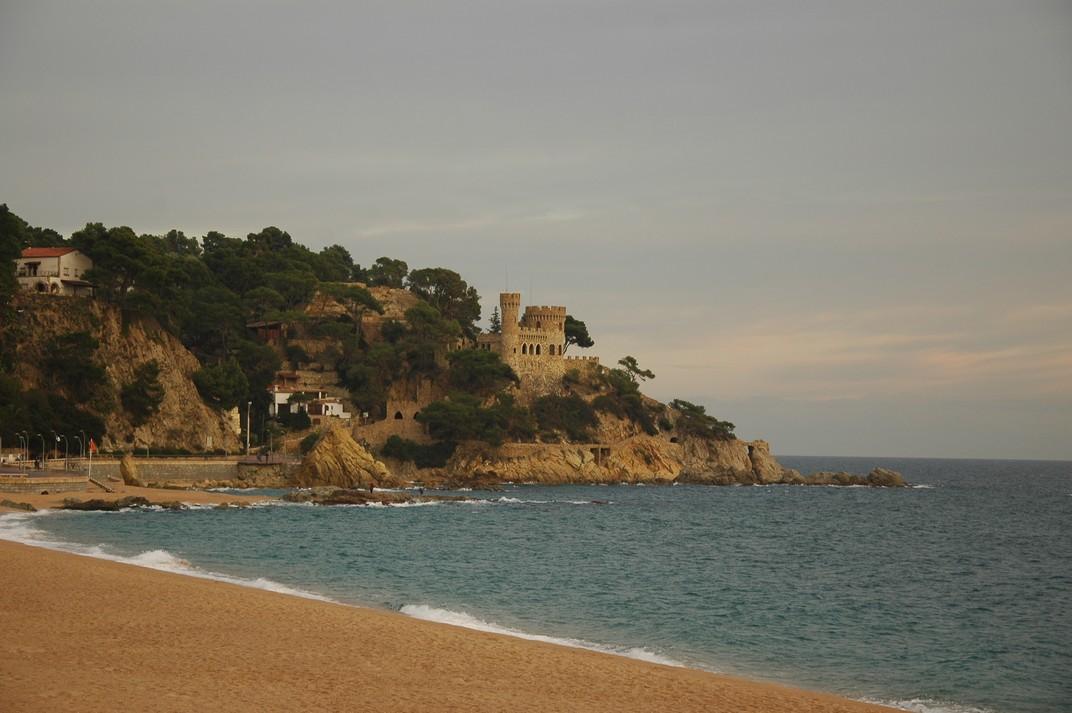 Castell d'en Plaja de Lloret de Mar