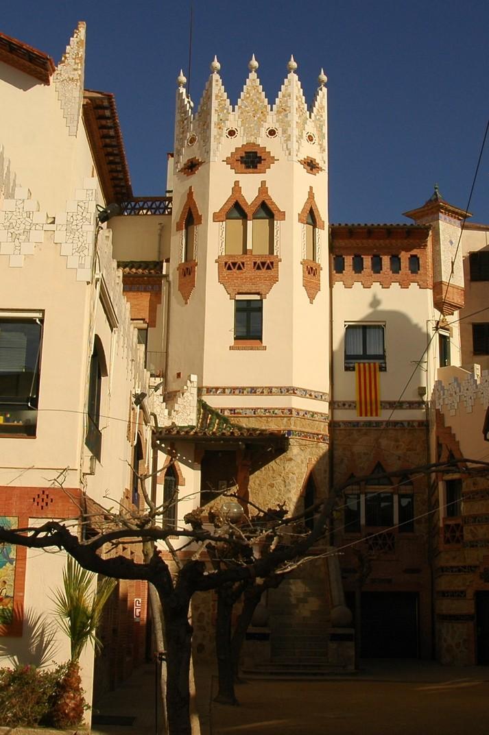 Escoles parroquials de la Rectoria de l'església de Sant Romà de Lloret de Mar