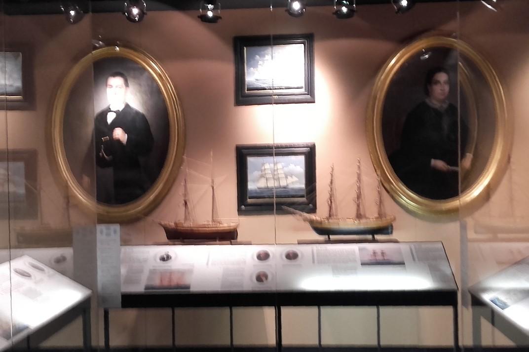 Navegació i indians del Museu del Mar de Lloret de Mar