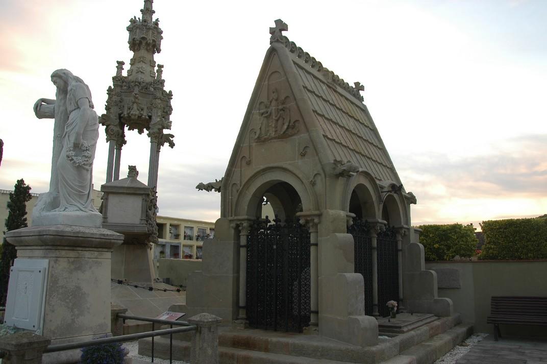 Panteó Costa-Macià del Cementiri de Lloret de Mar
