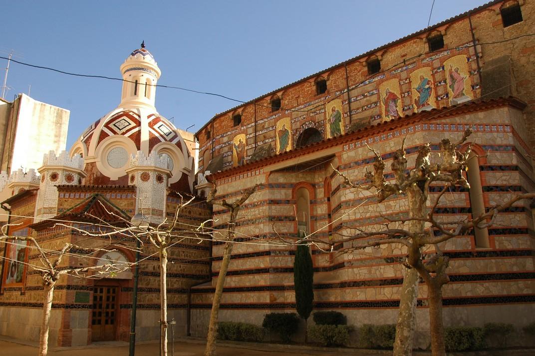 Rectoria de l'església de Sant Romà de Lloret de Mar