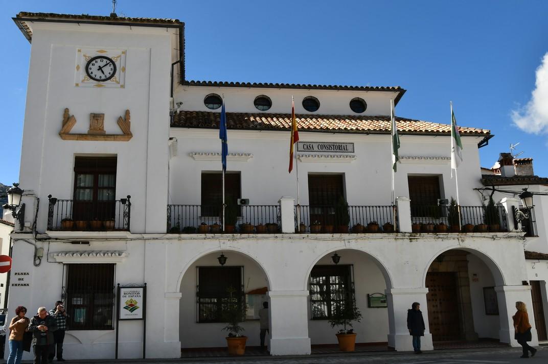 Ajuntament de Grazalema