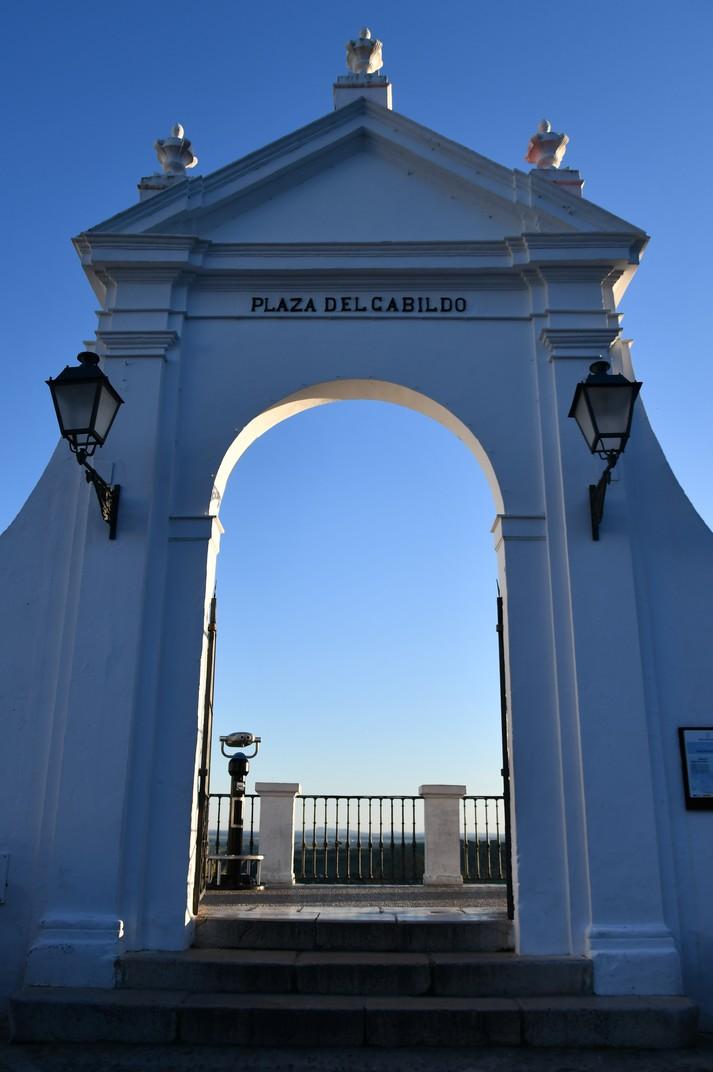 Balcó de la Penya Nova d'Arcos de la Frontera