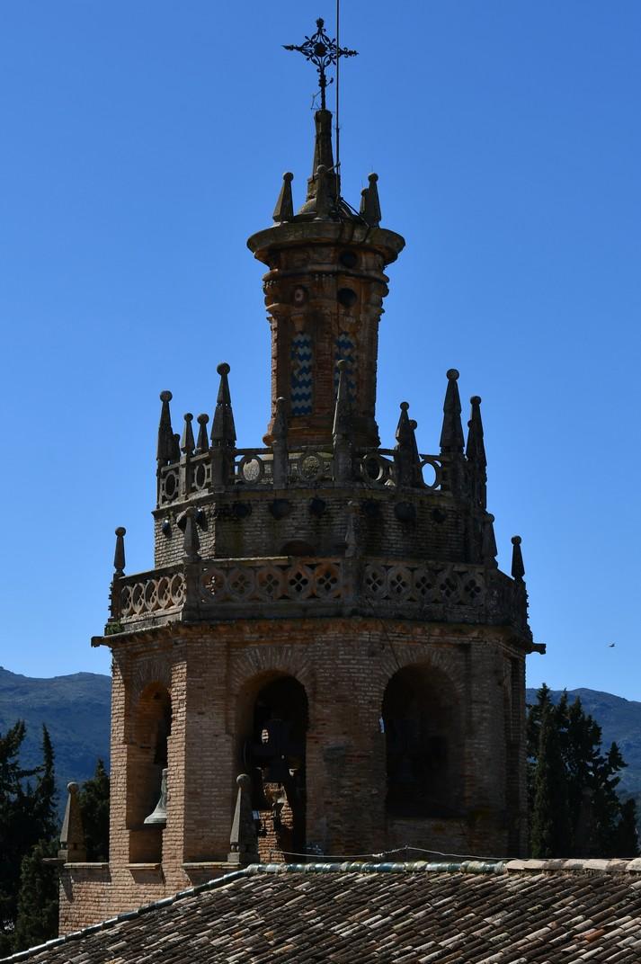 Campanar de la Col·legiata de Santa Maria la Major de Ronda